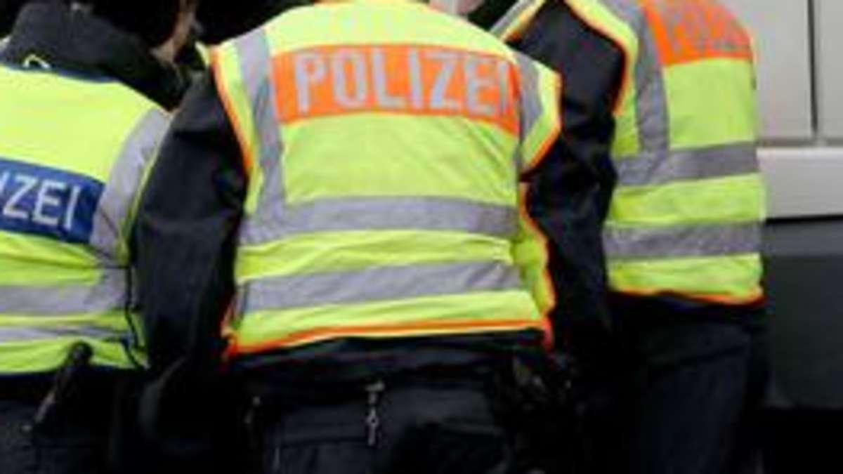 Nachrichten Kassel Polizei