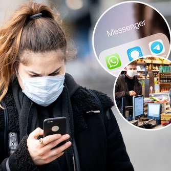 Coronavirus: WhatsApp-Konkurrent Telegram mit neuem Feature