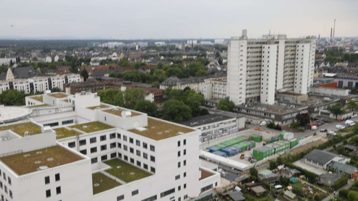 Neubau Frankfurt