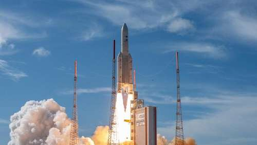 Ariane-5-Rakete soll nun am 14. August starten