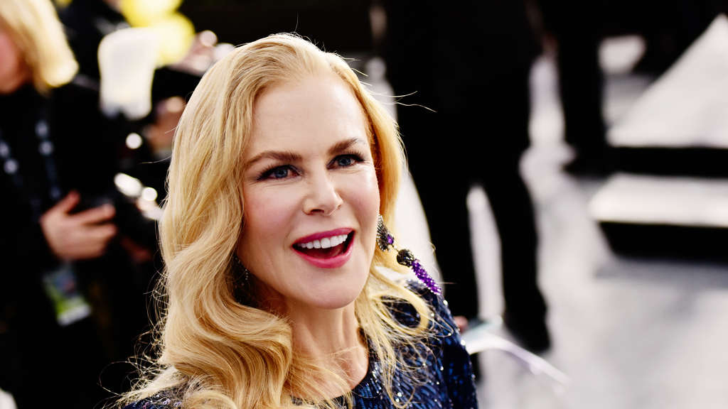 Nicole Kidman auf den 26. Screen Actors Guild Awards.